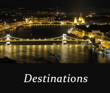 European River Cruise Destinations