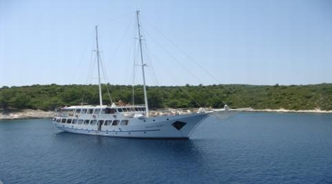 Island Hopping Cruise Dalmatia, Croatia