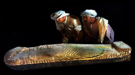 Rishi Coffin,Luxor
