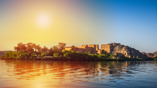 7 Night Cruise Between Luxor & Aswan