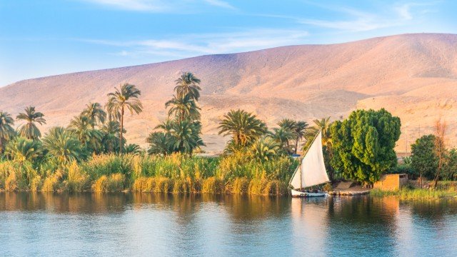 Egypt Nile River Cruises